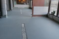 Пивоварня 140 м2. Полиуретан-цементное покрытие 3 мм