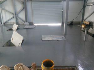 полиуретан-цементные полы
